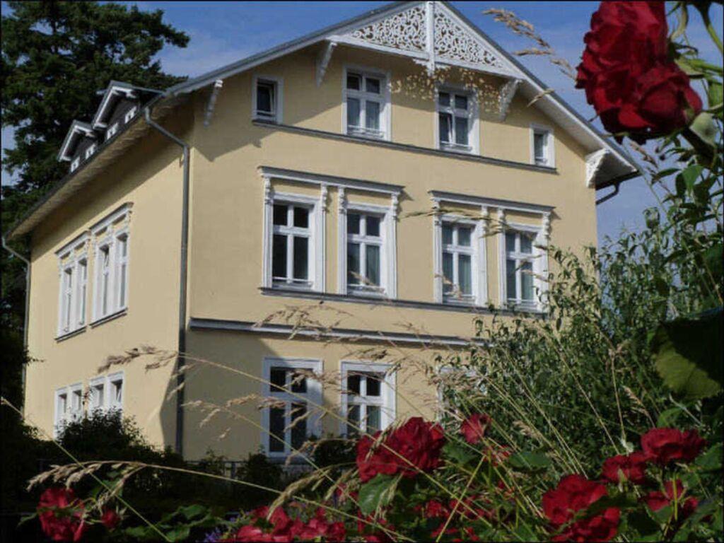 Ferienwohnung 'Zum Donnerkeil' - Villa Granitz, Zu