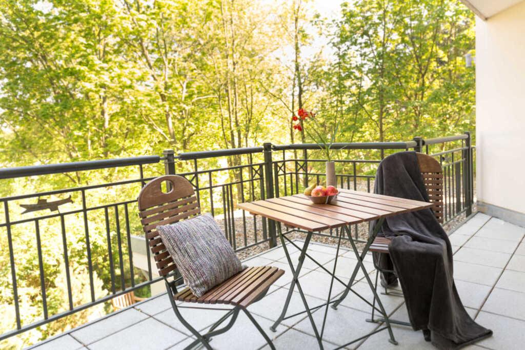 Villa Usedom, Ambiente