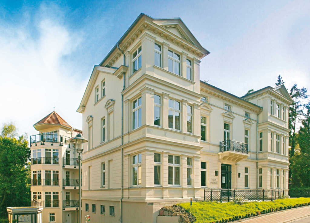 Villa Usedom, Komfort Neubau