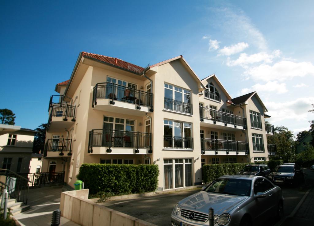 Villa Usedom, Turmsuite