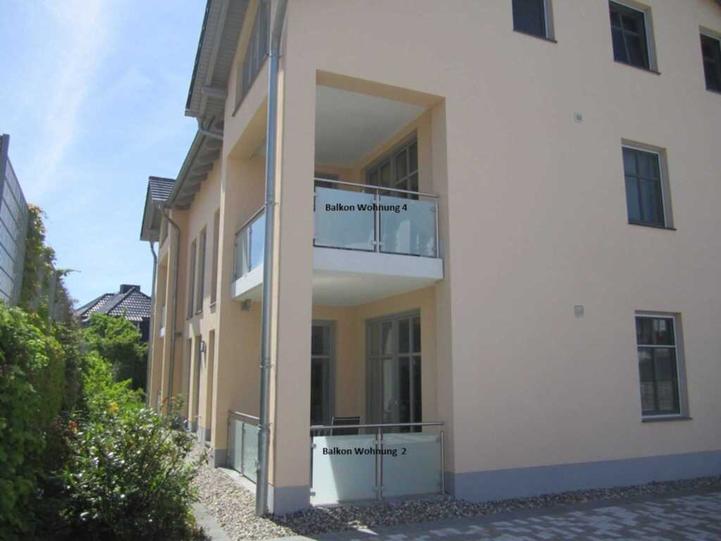 Appartementhaus Ostseewelle, Appartement 1
