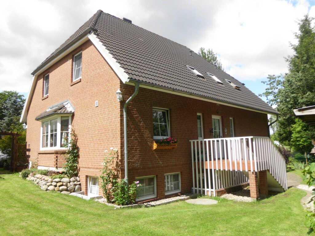 G�stehaus Melz-Schwabe, 2-Raum FeWo, 45m�, Halbsou