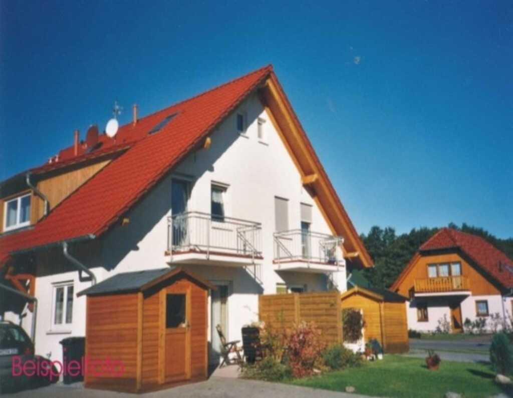 Appartements 'Leuchtturmblick', (123) 3- Raum- App