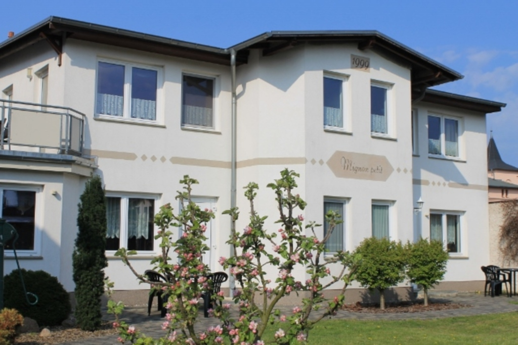 'Villa Mignon' & 'Mignon petit', Fewo in der 'Vill