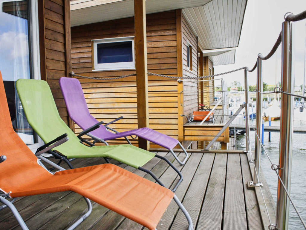 FLOATING HOUSES Classic - 'Schwimmende Ferienhäuse