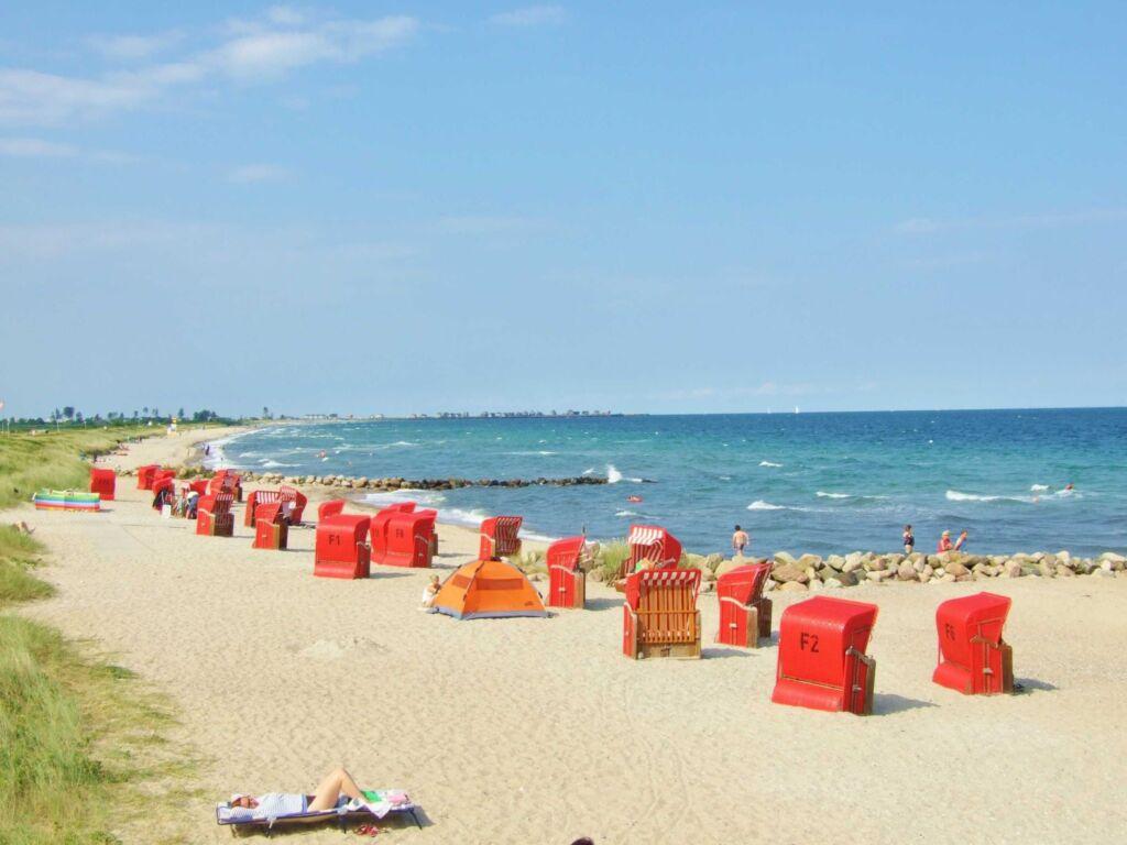 Hof Schwansen, Ferienwohnung Strandkorb