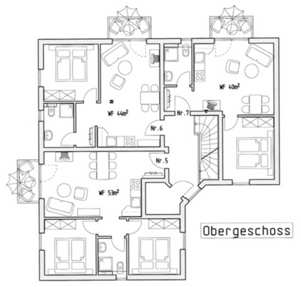 **** Ferienhaus Mercedes, Ferienwohnung 3