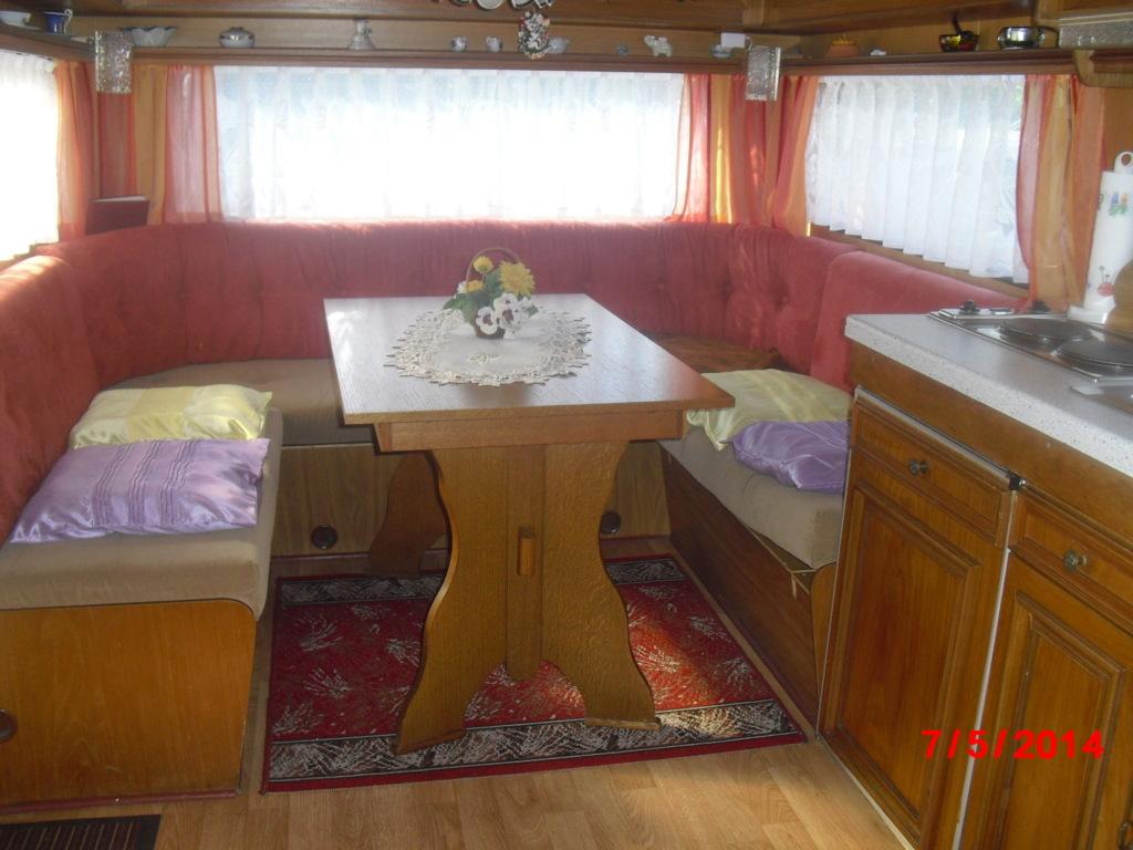Rügen-Fewo 21, Wohnwagen, Caravan