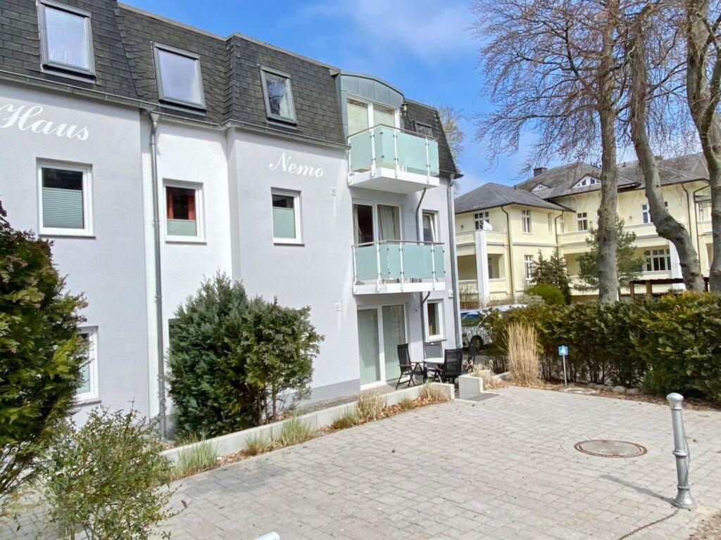 Haus Nemo, WE 10, Apartmentvermietung Sass, WE 10