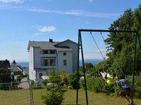 Ferienunterkünfte mit Seeblick in ruhiger Lage   WE9843, Zimmer in Sassnitz auf Rügen - kleines Detailbild
