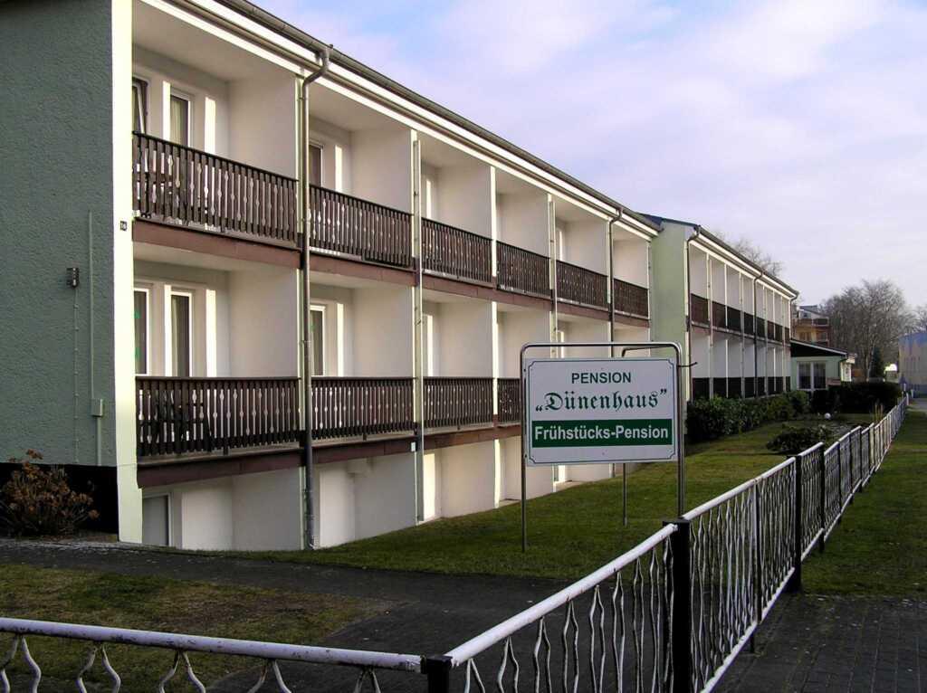 Pension Dünenhaus, Mehrbettzimmer 206