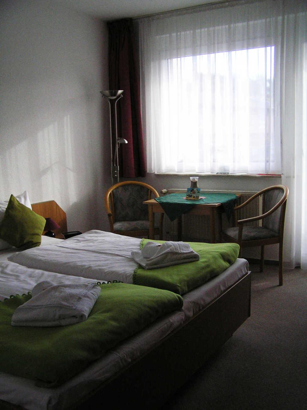 Pension Dünenhaus, Mehrbettzimmer 211