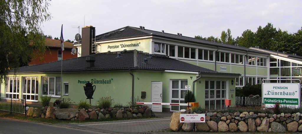 Pension Dünenhaus, Mehrbettzimmer 202