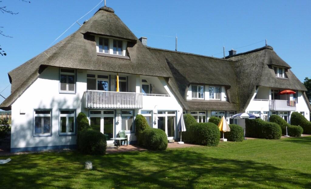 Landhaus am Haff Wohnung A9, Ferienwohnung