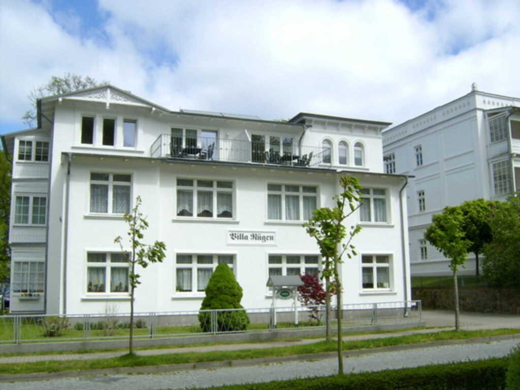 'Villa Rügen' - 300 m zum Strand, Wohnung 1