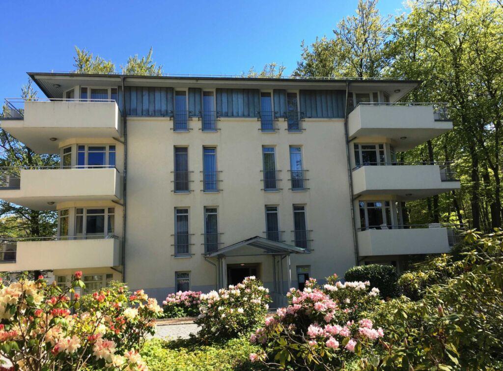 Residenz Bleichröder, WE 25 , Apartmentvermietung