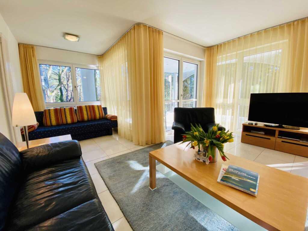 Villa Seepark, Whg. 3, Apartmentvermietung Sass, W