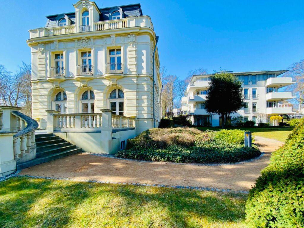 Residenz Bleichröder Whg. Aurelia Apartmentvermie