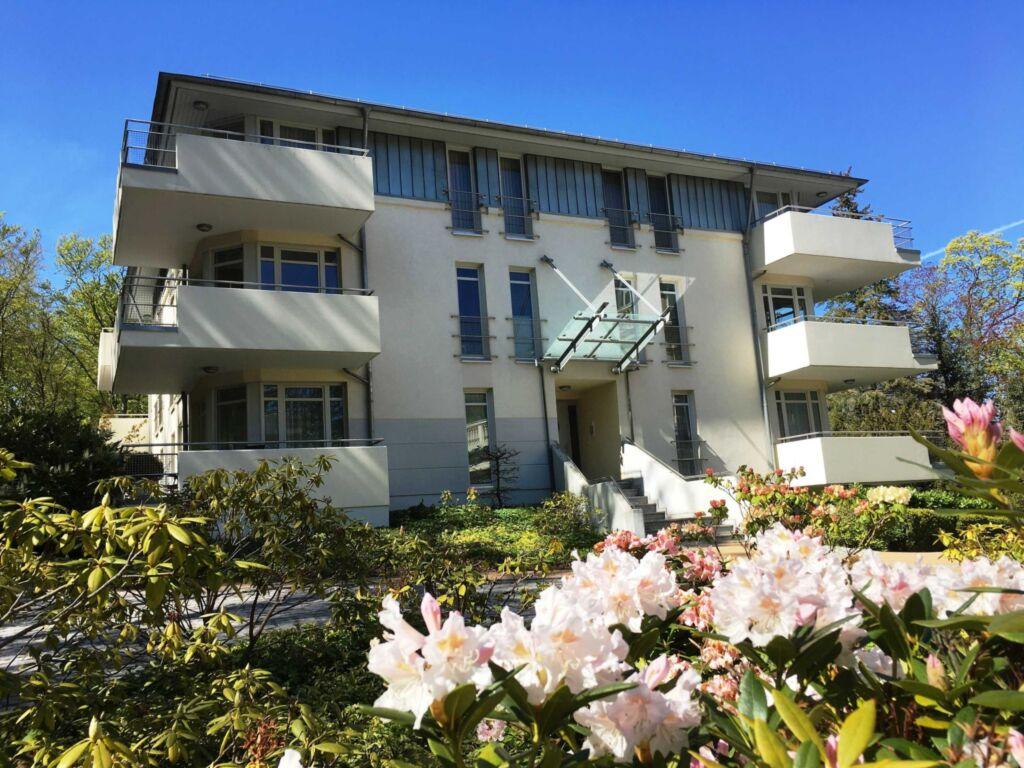 Residenz Bleichr�der Whg. Cosima Apartmentvermiet