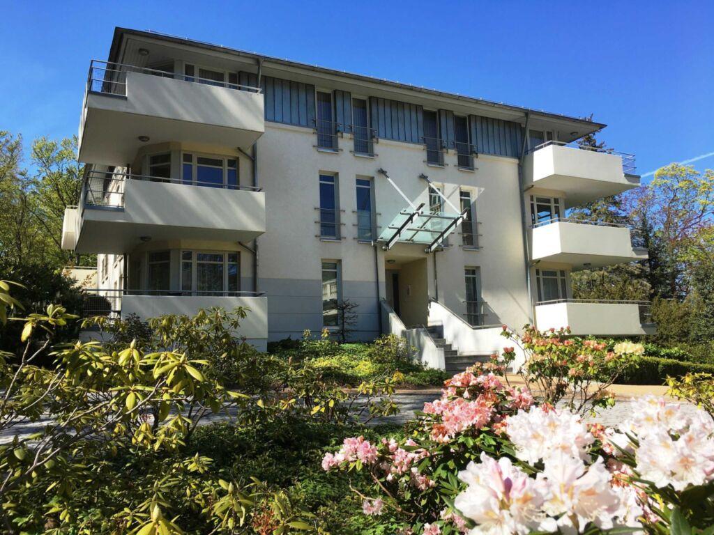 Residenz Bleichr�der Whg. C�cilie Apartmentvermi