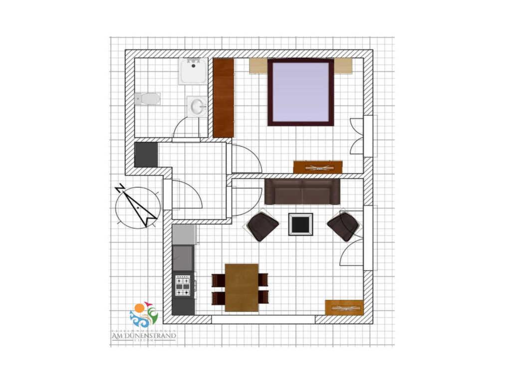 Villa Barbara, Wohnung 8