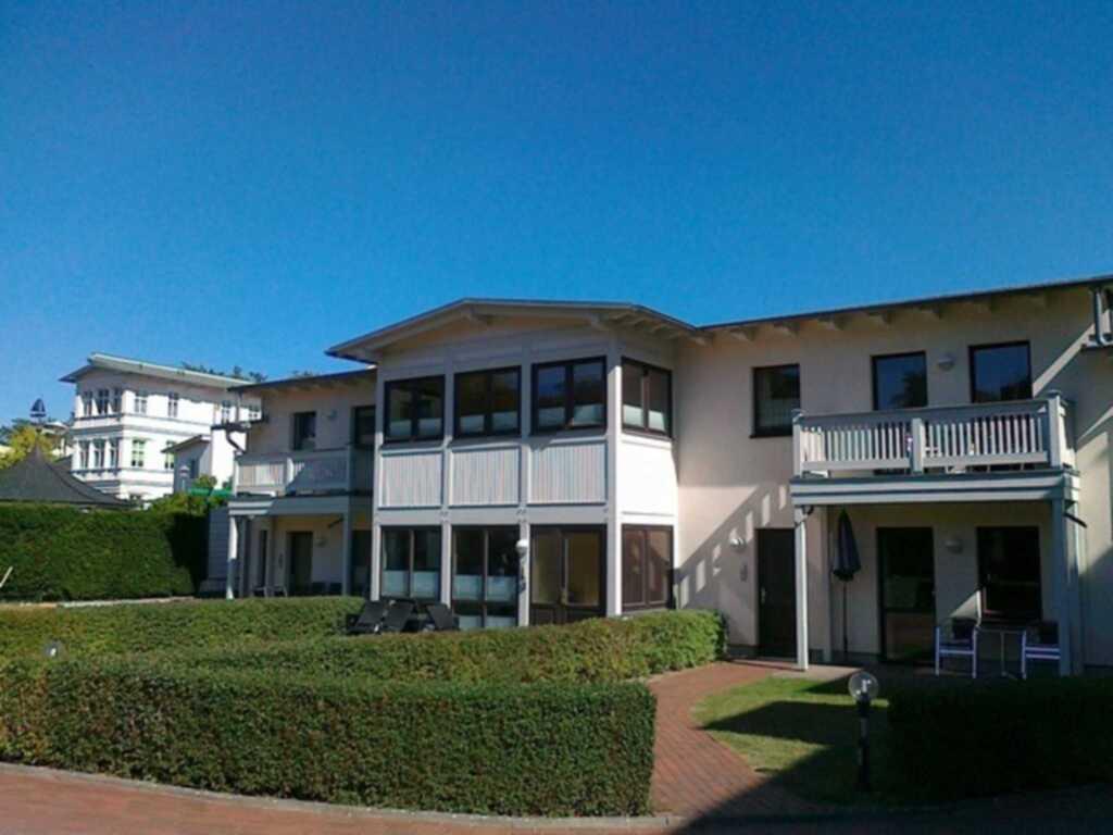 Gartenhaus Villa Sanssouci, WE 2 B Apartmentvermi