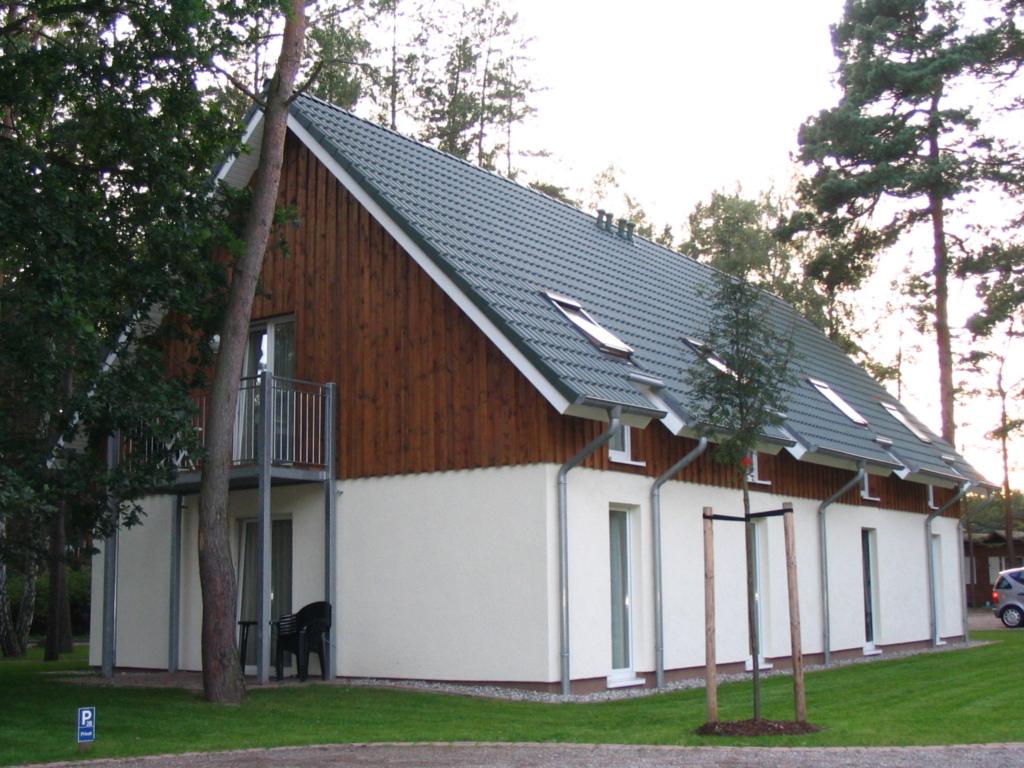 Strandidyll im K�stenwald, Ferienwohnung 3 (DG, li