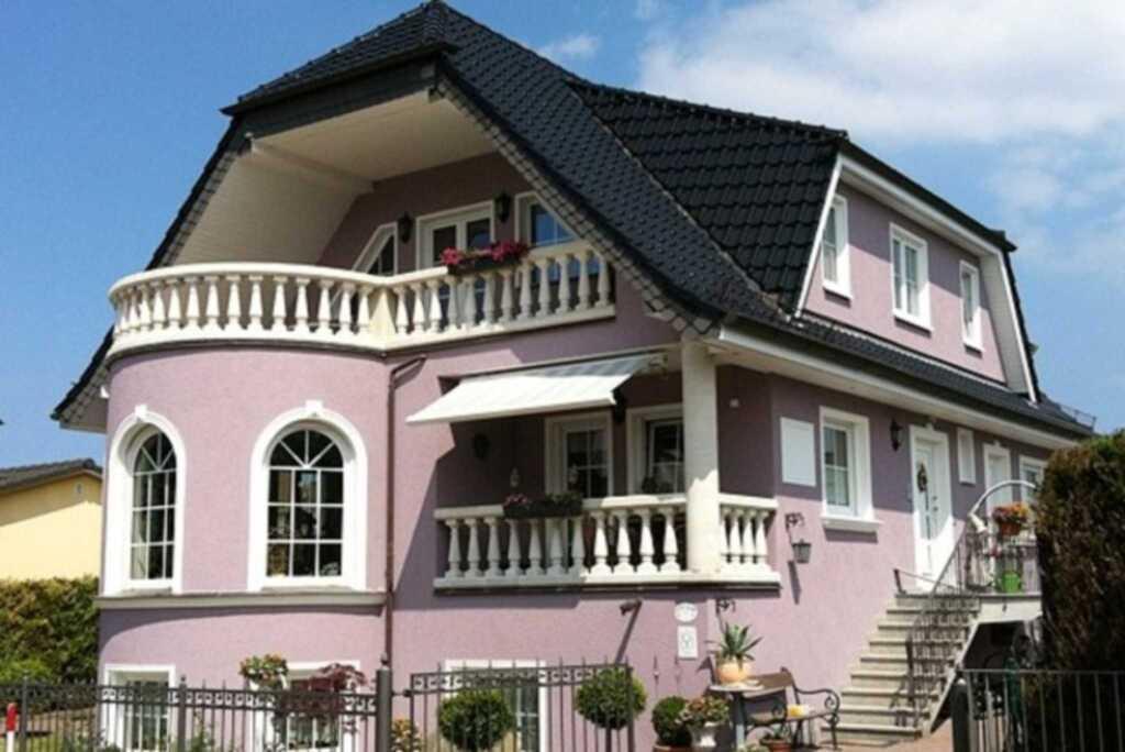 Villa Vivien Volk, WHg. 2 - Balkon