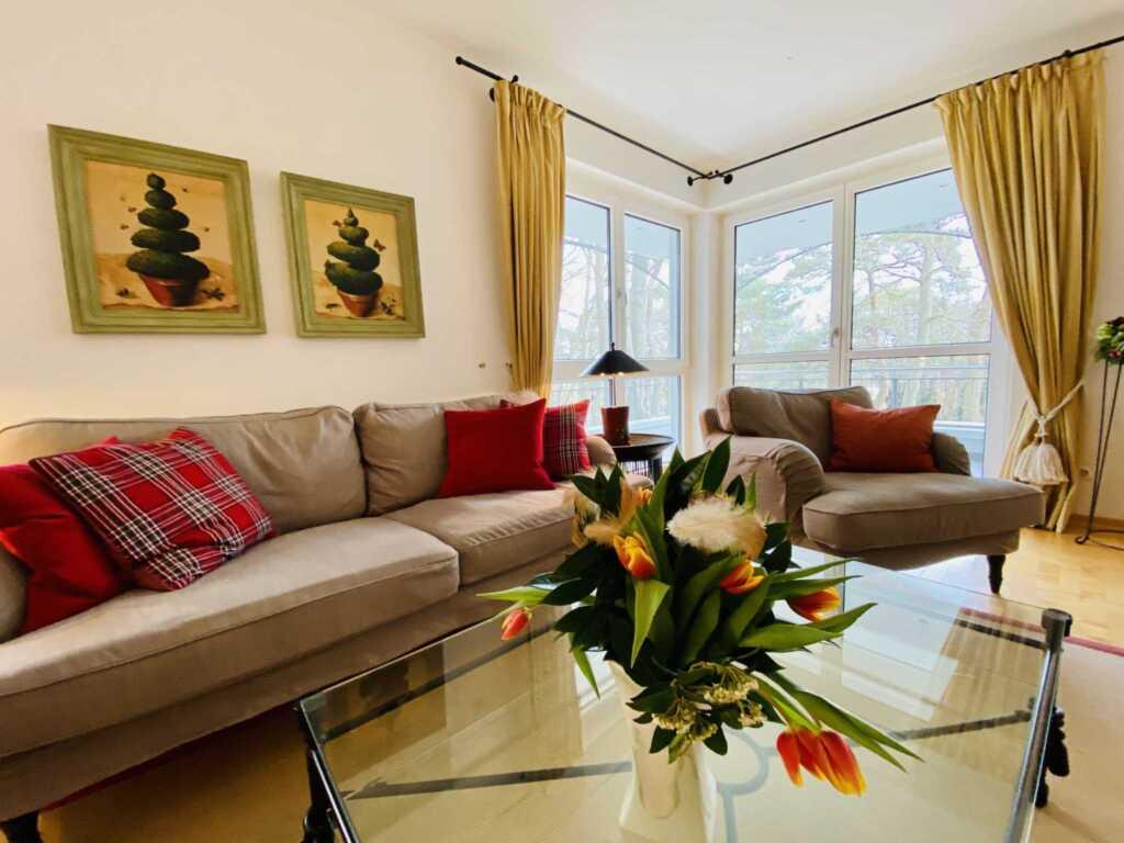 Villa Seepark, Whg. 5, Apartmentvermietung Sass,