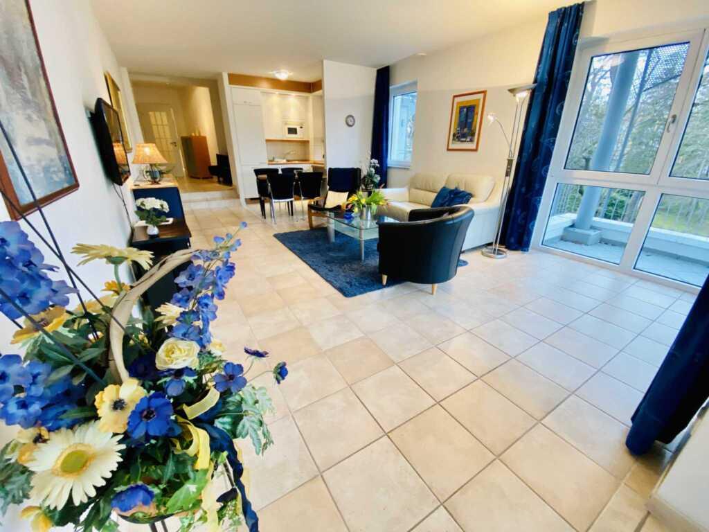 Villa Seepark, Whg. 9, Apartmentvermietung Sass,
