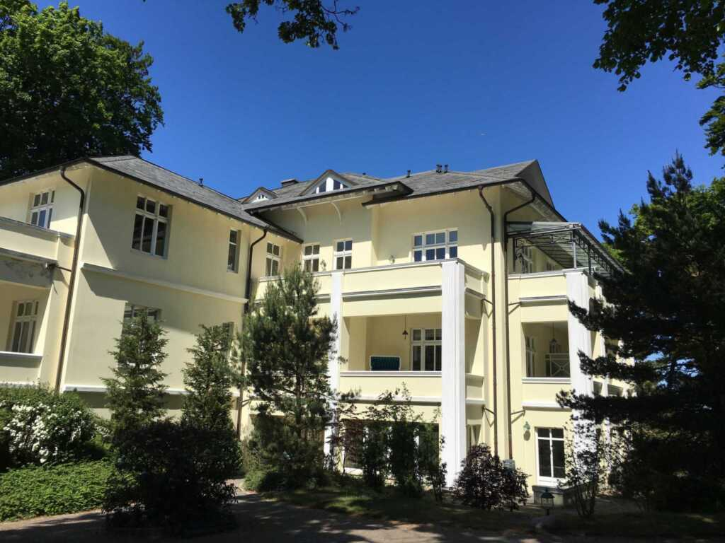 Villa Caprivi, Whg. 5, Apartmentvermietung Sass, W