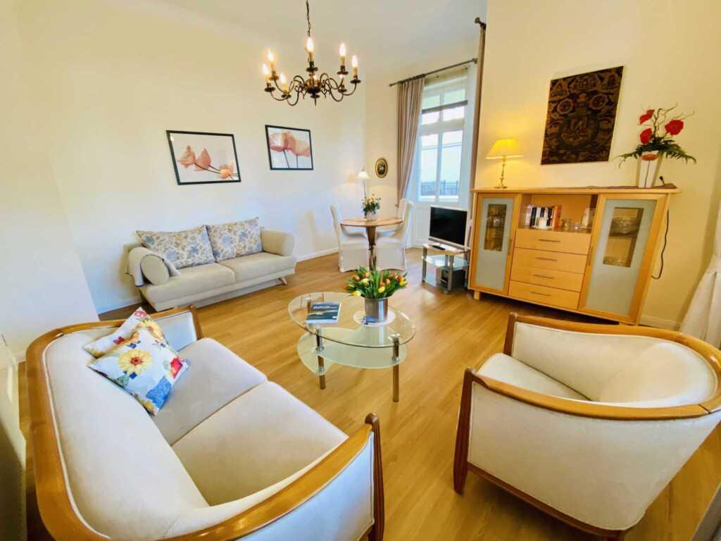 Villa Caprivi, WE 3, Apartmentvermietung Sass, Wh