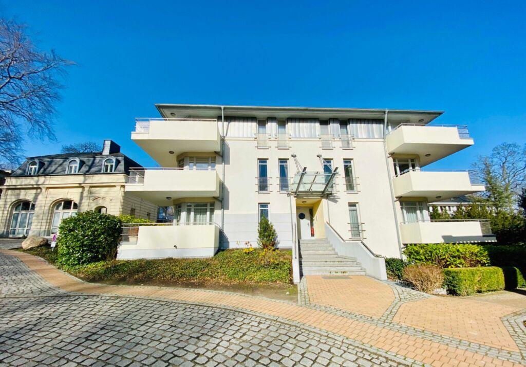 Residenz Bleichröder, Whg. 11, Apartmentvermietun