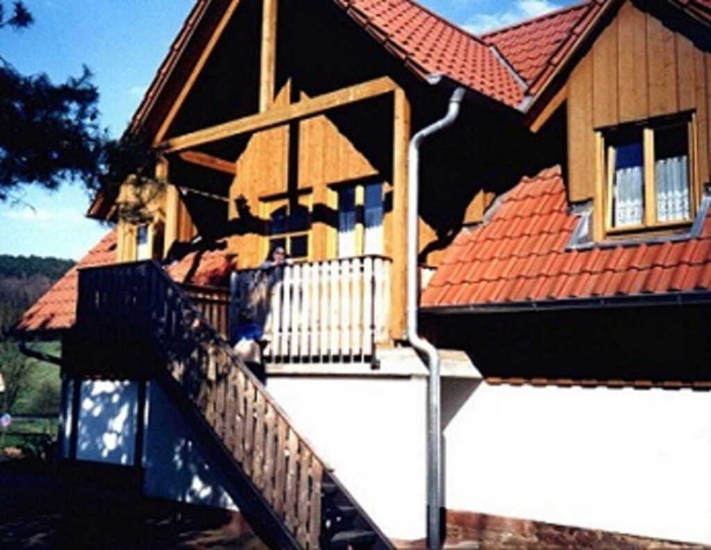 Daumsmühle, Gartenblick