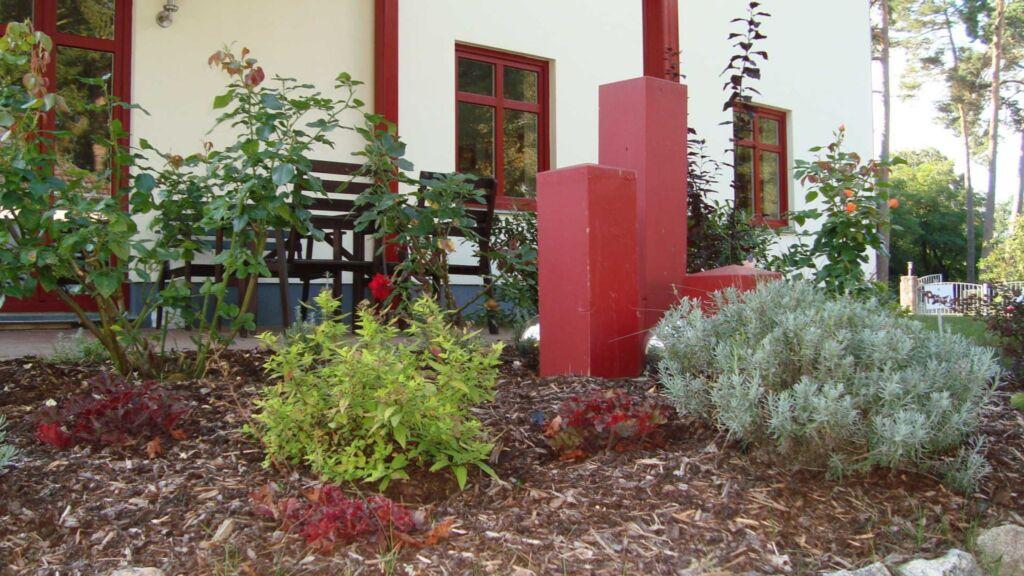 Villa Zollernh�he, Ferienwohnung 2 mit Terrasse