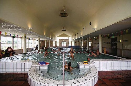 Schwimmbad im Park, freier Eintritt