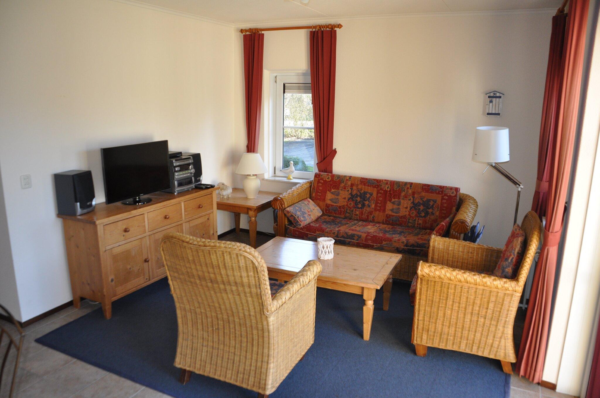 Wohnzimmer - Villa Zeeduin Luxe