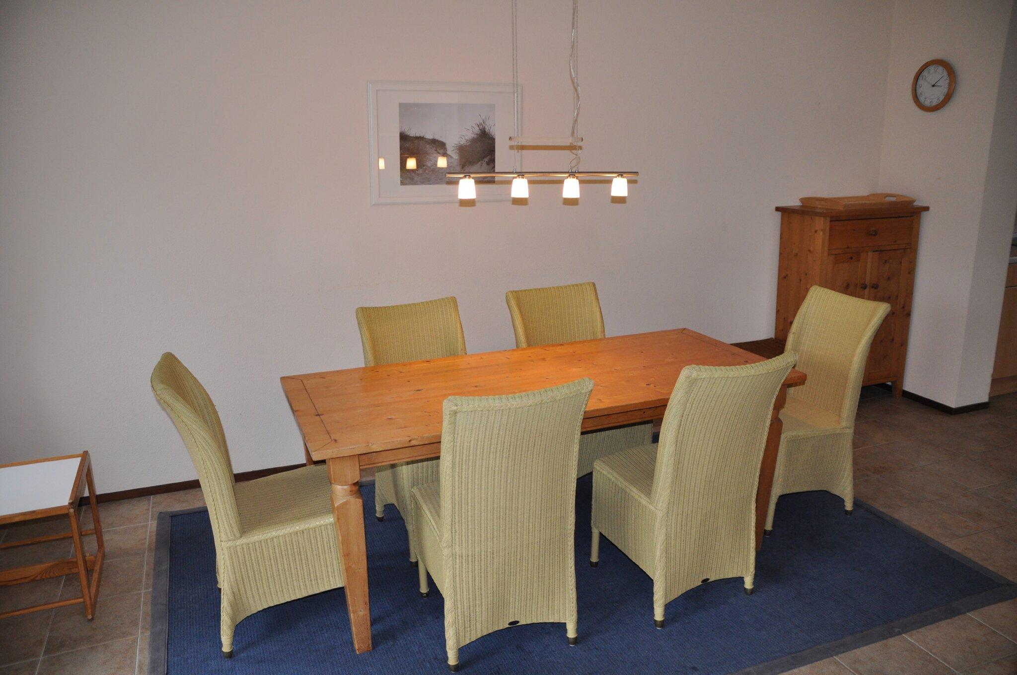 Esszimmer mit Küche - Villa Zeeduin Luxe
