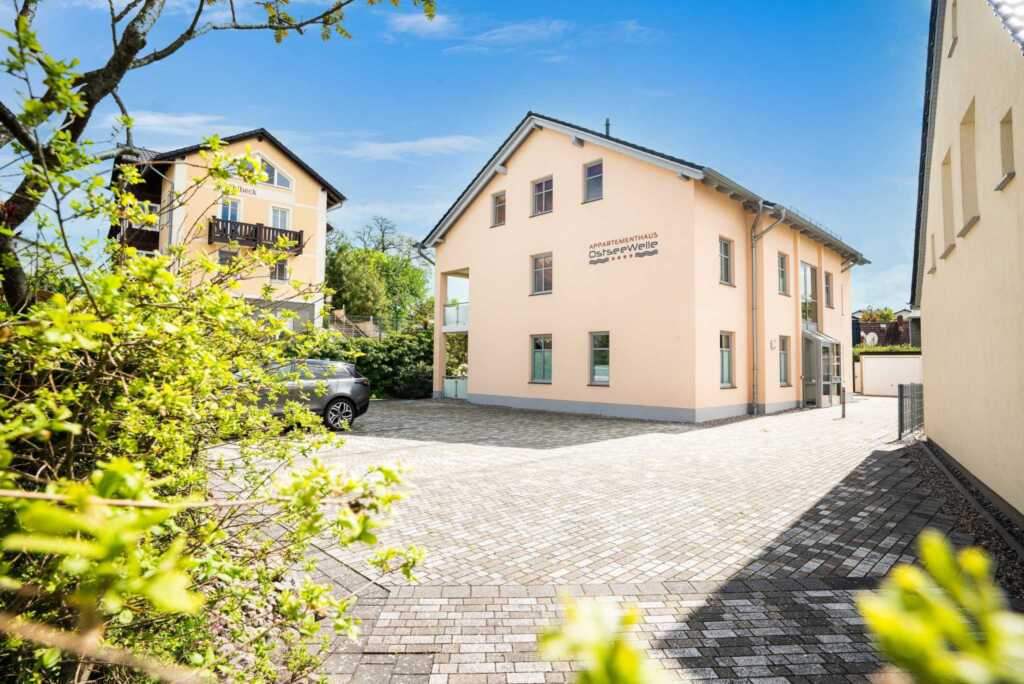 Appartementhaus Ostseewelle, Appartement 5