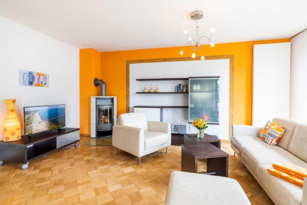 Appartementhaus Ostseewelle, Appartement 3