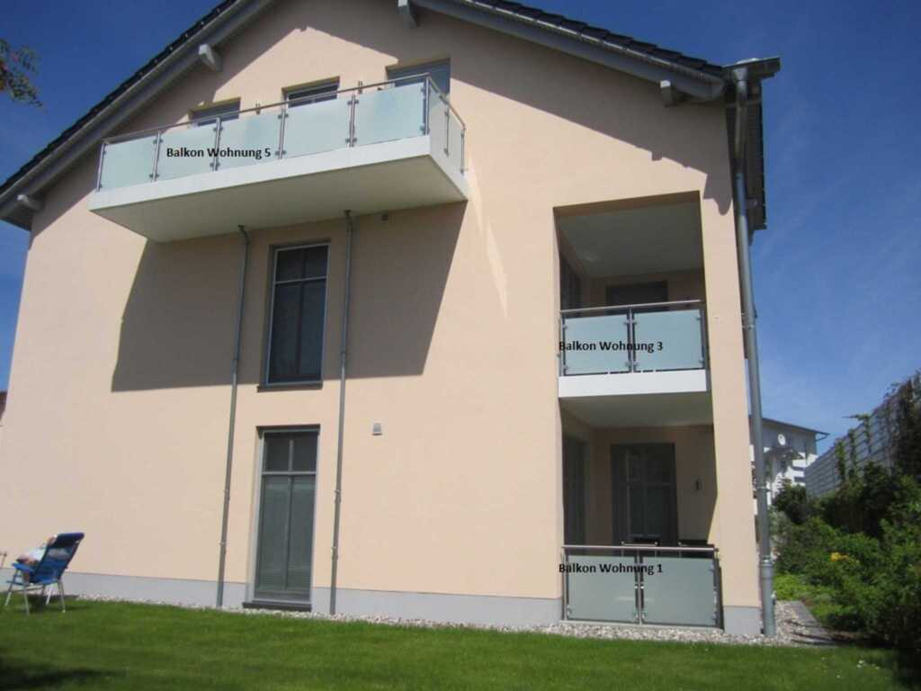 Appartementhaus Ostseewelle, Appartement 4