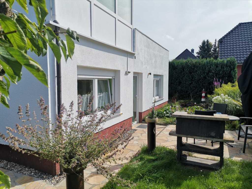 Ferienwohnungen im Seebad Zinnowitz-300m zum Stran