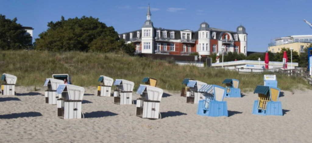 Strand- und Wellnesshotel Preussenhof, Komf.- Feri