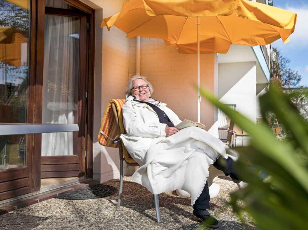 BUE - Haus Isabel, 10 3-Raum Spülm. Meerblick (LTO