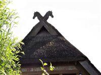 Landhauswohnungen mitten auf Rügen - Natalie Schlemper, Fewo 'Gartenseite Backbord' in Thesenvitz - kleines Detailbild