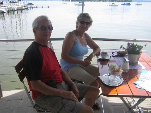 Die Amrheins in Gstadt am Chiemsee