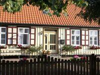 Prerow: Kapitänshaus in Strandnähe, Ferienwohnung in Prerow (Ostseebad) - kleines Detailbild