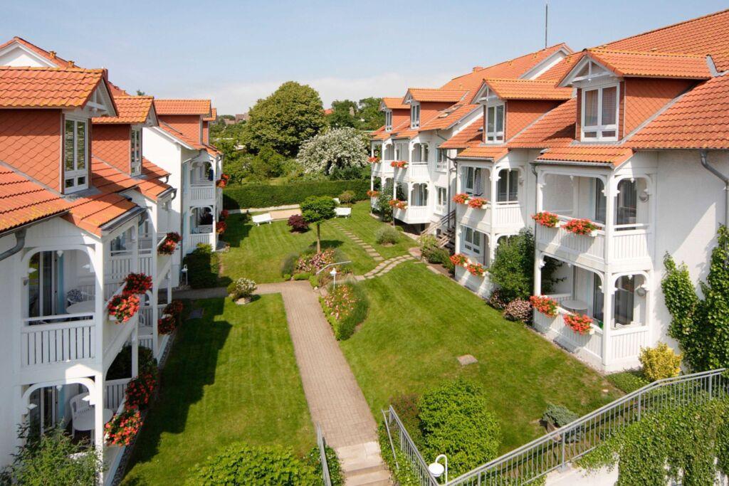 Appartementanlage Binzer Sterne***, Typ A - 28