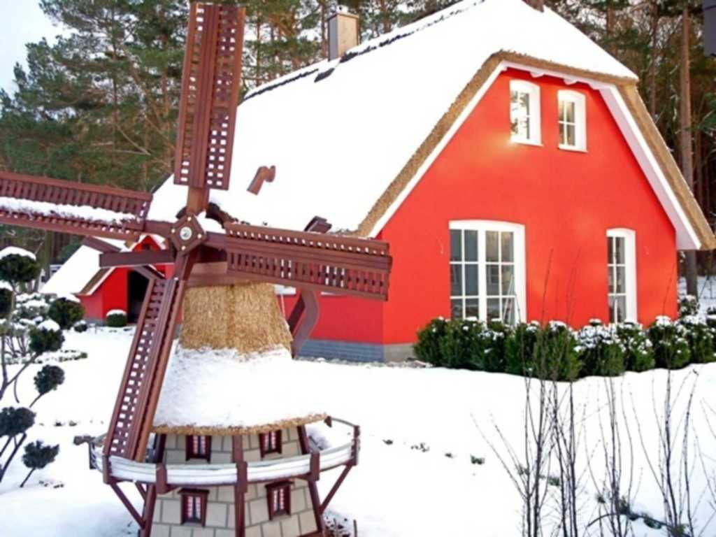 Ferienhaus Silbermöwe, FH Silbermöwe