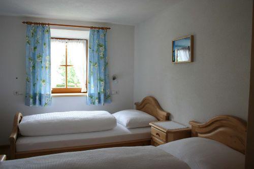 Zweibettzimmer Ferienwohnung 1.Stock